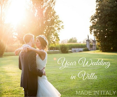 Weddings In Villas